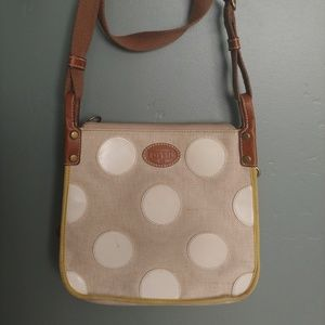 Over the Shoulder/ Long Strap Fossil Purse